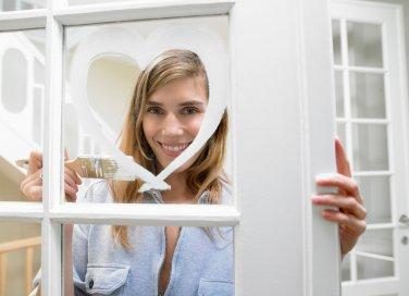 arredare finestre, idee casa arredamento