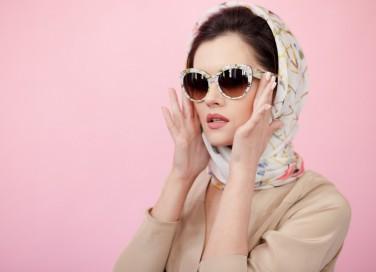 come indossare foulard, modi, occasioni