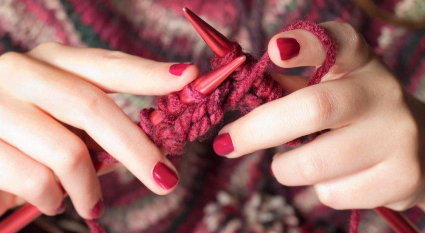 lavori a maglia spiegazioni, lavori a maglia punti base