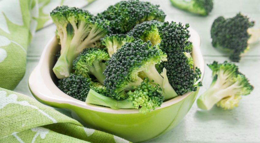 broccoli, calorie, controindicazioni