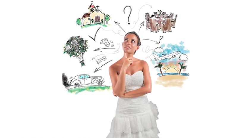 Organizzare il matrimonio: 5 cose da non dimenticare