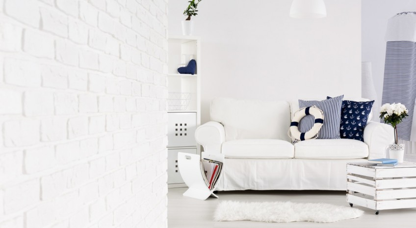 arredamento, interior design, stile marinaro