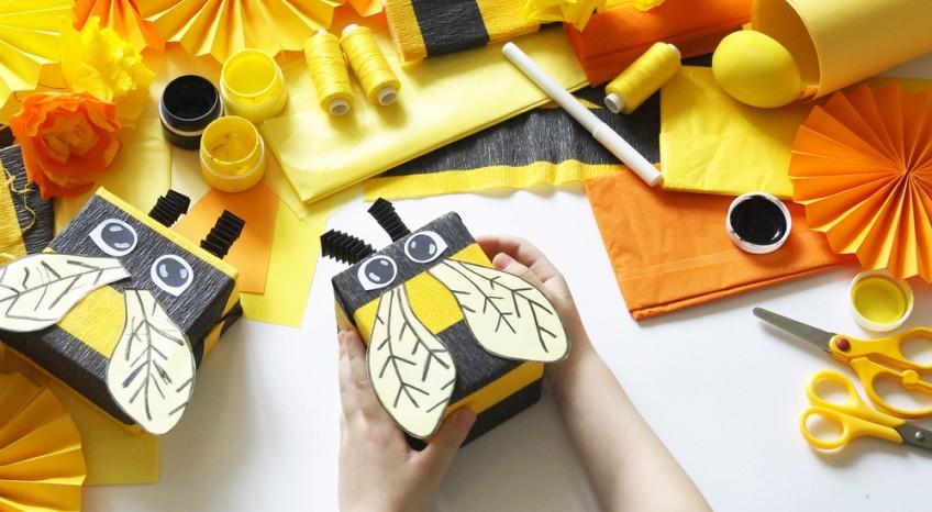 Lavoretti per bambini estate, 7 idee divertenti da fare insieme