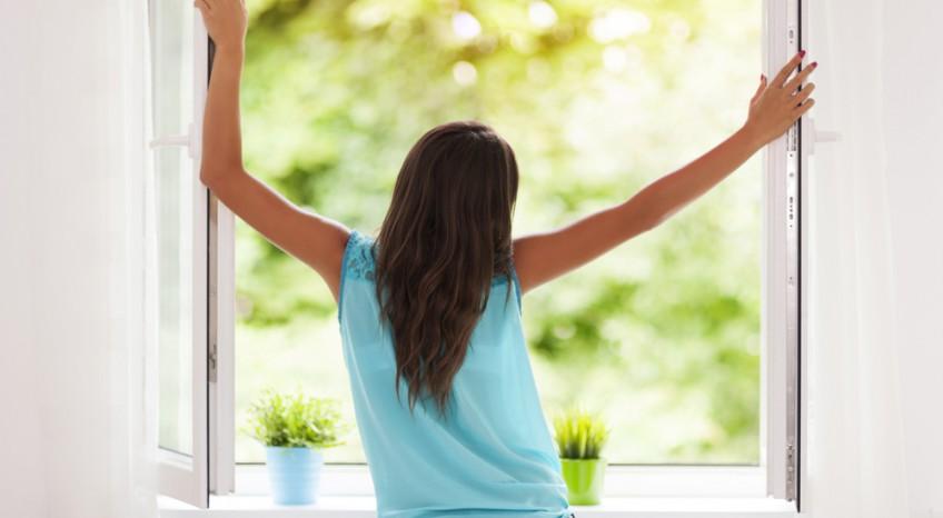 Rinfrescare la casa senza condizionatore, 11 trucchi