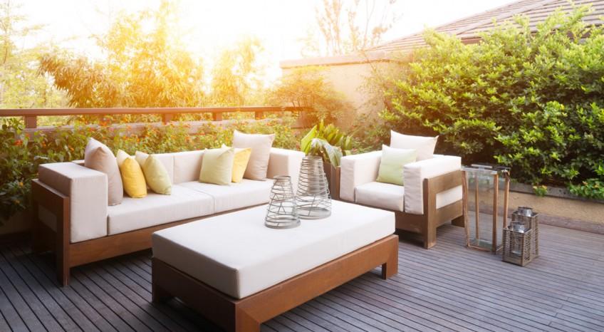 Arredamento da giardino moderno: 3 idee per un dehor bellissimo