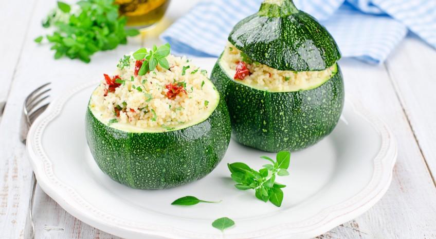 Come cucinare le zucchine tonde per contorni e secondi ottimi