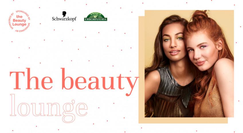 C'è un posto dove la bellezza ha voce: entra nella Beauty Lounge