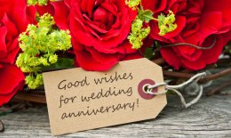 anniversario matrimonio, festeggiare