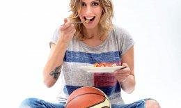 Silvia Gottardi she got game basket cicliste per caso