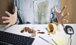 caffè, eliminare macchie, rimedi efficaci