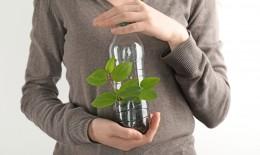bottiglie plastica riciclo