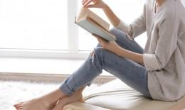 lettura, donna