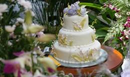 torta a piani, basi polistirolo, dummy cake