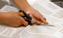 decoupage con pagine di libri, decoupage tecnica, decoupage fogli libri
