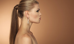 acconciature, capelli lisci, hairstyle facili