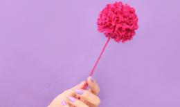 fiori carta fai da te