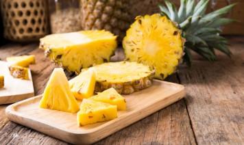 come tagliare, ananas, video spiegazione