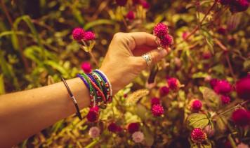 braccialetto crochet