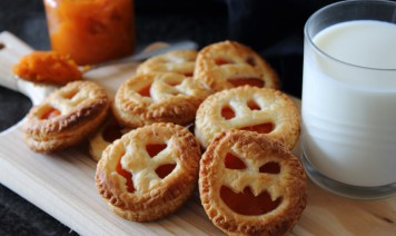 Halloween, ricette, sfoglia