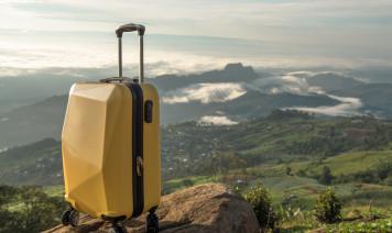 valigia montagna estate