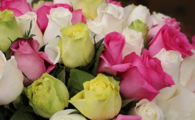 bouquet nozze fiori rose peonie