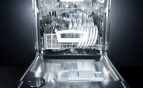 lavastoviglie risparmio acqua energia stoviglie pulite brillanti pril