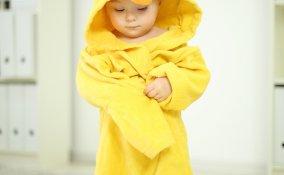sicurezza bambino bagnetto igiene