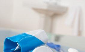 Pulizie di casa con il dentifricio