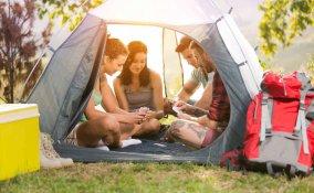 cosa portare in campeggio con bambini