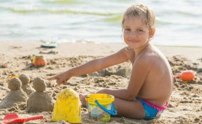 Giochi da fare in spiaggia per bambini