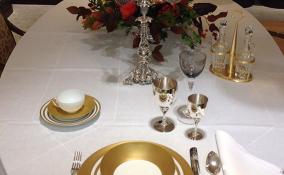 Il bon ton della tavola per le feste di Natale e Capodanno