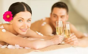 weekend romantico, fuga amore, spa