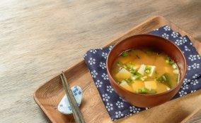 cucina orientale, miso, zuppa di miso