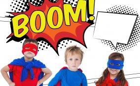 carnevale a tema, festa bambini, carnevale, supereroi, come organizzare