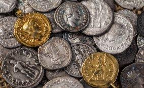 come pulire monete antiche, senza rovinarle