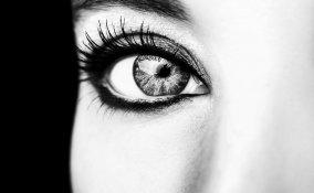 trucco occhi, rughe, primer silicone