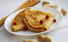 ricette, crepes, cucina senza glutine
