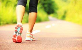 camminata veloce, dimagrire, bruciare calorie
