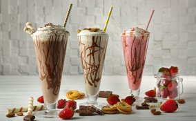 milkshake, ricette estive, dessert gelato