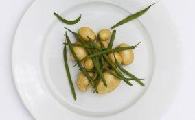 fagiolini patate ricetta, fagiolini patate pomodoro
