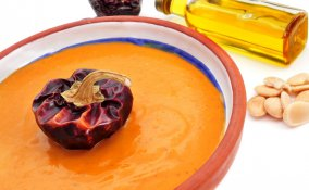 salsa romesco, cucina catalana, ricetta