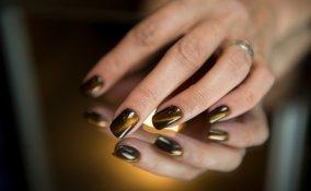 Bellezza donnad - Nail art a specchio ...