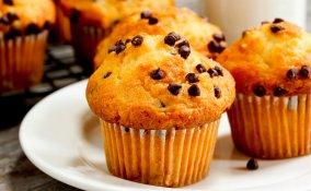muffin, zucca, cioccolato