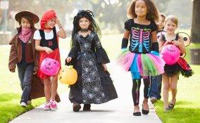 caccia tesoro halloween, giochi halloween