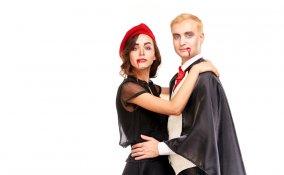 costumi halloween coppia, costumi halloween adulti, costumi halloween fai da te