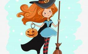 lavoretti decoupage halloween, lavoretti halloween