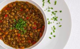 cucina, lenticchie, capodanno