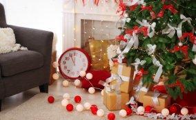 interior design, arredamento rosso, Natale