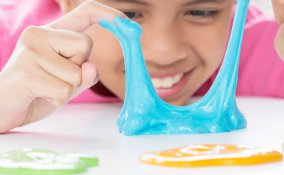 slime, ricetta, video