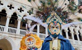 maschere, venezia